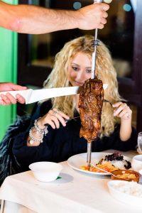 Rodizio carne Corcovado